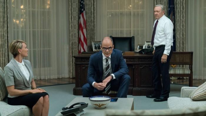 Novo House of Cards seria centrado no personagem de Doug Stamper (Foto: Reprodução/Netflix)