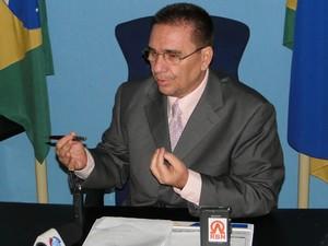 Alexandre Muller foi secretário de Saúde de Rondônia de janeiro a junho de 2011 (Foto: Governo de Rondônia/Divulgação)