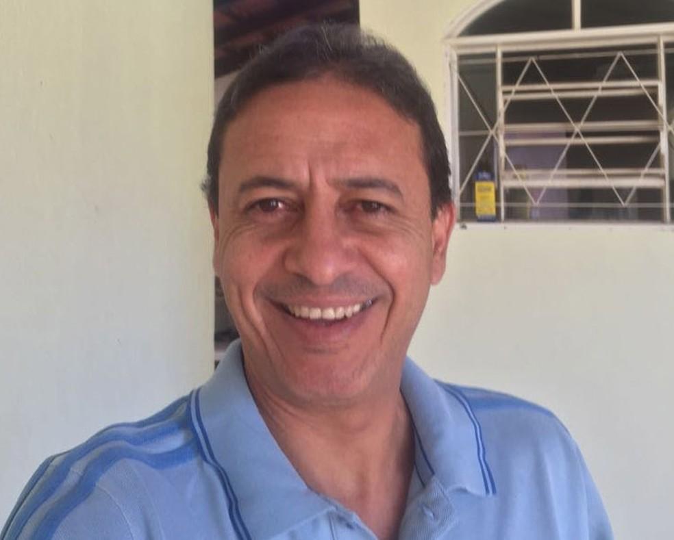 Luis Cláudio Rodrigues completaria 49 anos neste sábado. A vítima era motorista da Caixa Econômica Federal (Foto: Arquivo pessoal)