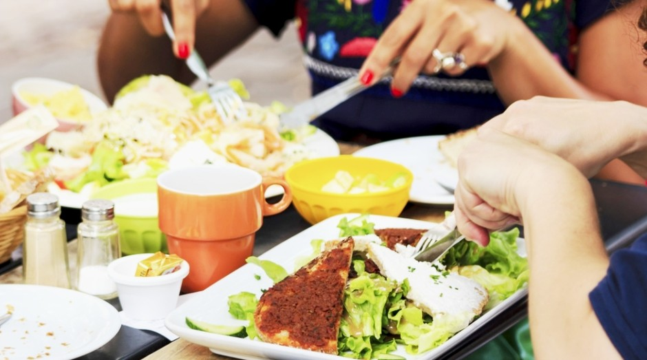 almoço, jantar, comida, alimentacao (Foto: ThinkStock)