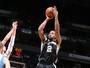 Spurs crescem, batem Timberwolves e vencem 13ª seguida fora de casa