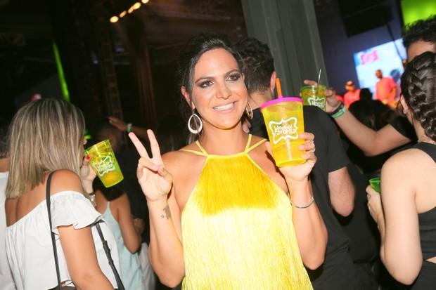 Carol Sampaio (Foto: Reginaldo Teixeira/CS Eventos Divulgação)