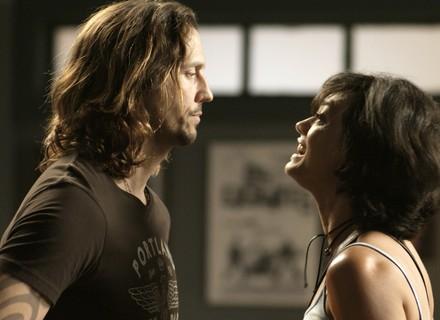 Mariane provoca Gui para fazê-lo perder o controle: 'Você é falso'