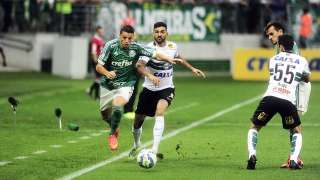 Assistir Palmeiras x Coritiba ao vivo online 24/09/2016 - Premiere