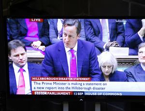 David Cameron primeiro-ministro inglês (Foto: Getty Images)