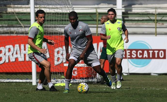 Marlon Fluminense (Foto: Nelson Perez/Fluminense FC)