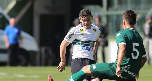 Tempo Real (Giuliano Gomes/PR PRESS)