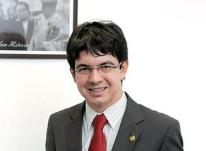 Randolfe Rodrigues (Foto: Carlos Moura/CB/D.A Press)