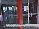 Ladrões morrem em tentativa de assalto a agência bancária em SP