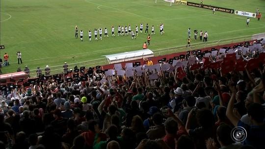 Batatais mantém elenco em Jundiaí e espera decisão da FPF sobre Brendon