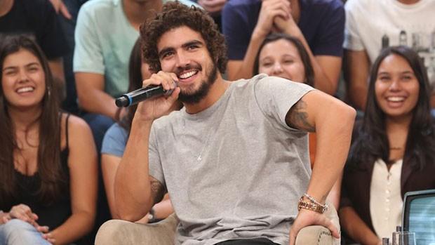 Altas Horas: Caio Castro fala sobre ano sabático em livro (divulgação)