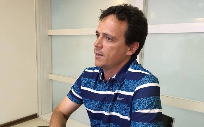 Fernando Diniz (Foto: Thiago Ribeiro)