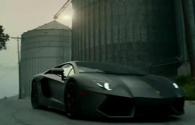 Lamborghini Aventador - Transformers 4 (Foto: Divulgação)
