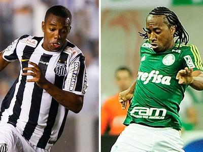 Ex-companheiros estarão frente a frente pela primeira vez após  transferência do volante para o Palmeiras. Clássico será disputado nesta  quarta-feira 338e4b48db9fc