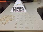 Após denúncias anônimas, PM apreende drogas no Norte de Minas