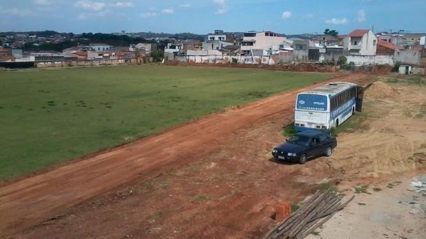 Campo do Humberto Reale - São Bento (Foto: Roberto Duarte/Vamos Subir, Bento!)