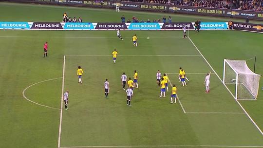 Gabriel Jesus sofre fratura no rosto e é cortado da seleção brasileira