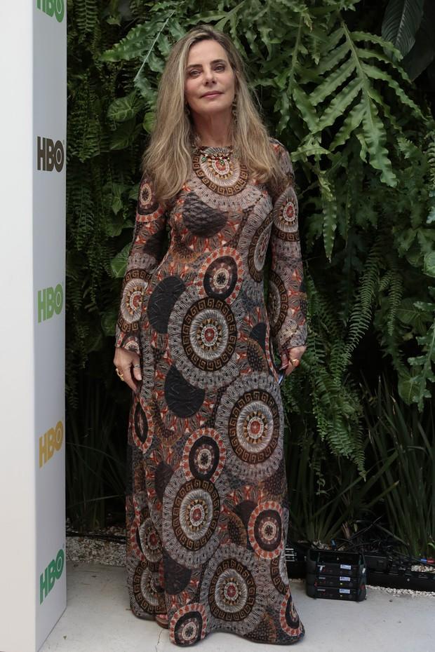 Bruna Lombardi (Foto: Rafael Cusato/ Brazil News)