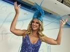 Ticiane Pinheiro promete caprichar na fantasia para o carnaval: 'Virei ousada'
