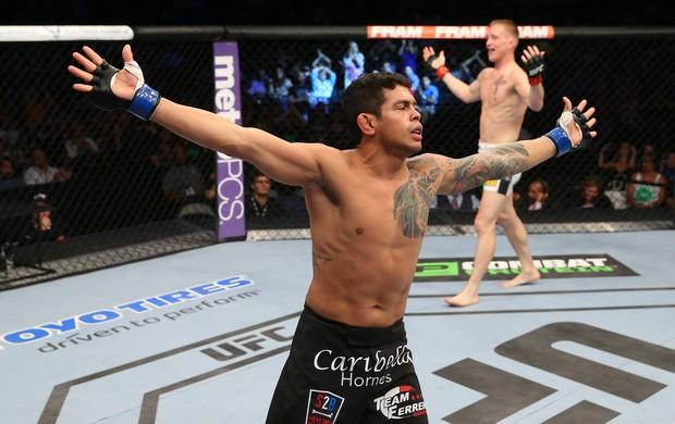 Carlos Diego Ferreira UFC San Antonio MMA (Foto: Getty Images)