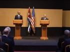 Obama se reúne com Raúl Castro em visita histórica a Cuba