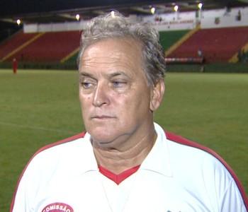 João Vallim, técnico do Velo Clube (Foto: Erlin Schmdit/EPTV)