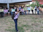 Após um ano, alunos da Univasf voltam a protestar contra hino de time