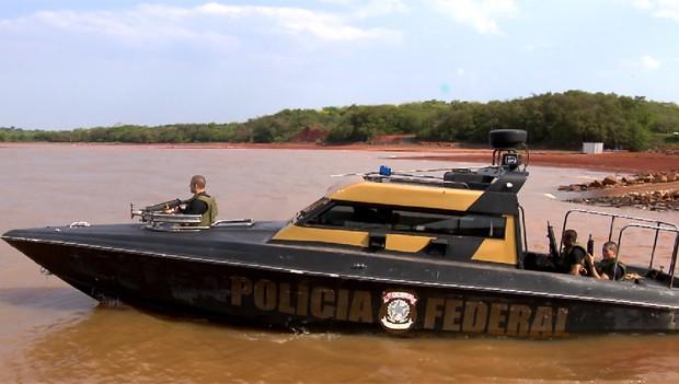 Meu Paraná deste sábado (17) destaca 50 anos da Polícia Federal de Foz  (Foto: Reprodução/RPC)