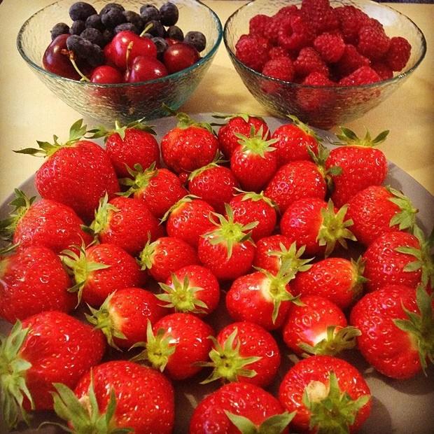 Berries (Foto: Reprodução/Instagram)