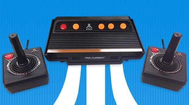 Atari Flashback, da Tectoy (Foto: Divulgação)