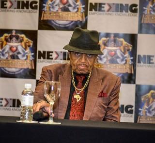 Joe Jackson (Foto: Francisco Cepeda/AGNews-SP)
