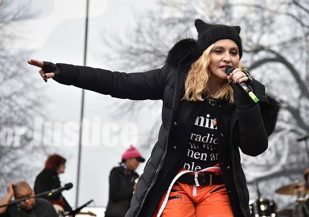Madonna vai processar casa de leilão (Foto: Getty Images)