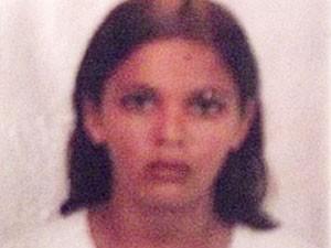 Erivania Amarante foi morta na madrugada deste sábado, em Macaíba (Foto: Arquivo da família)