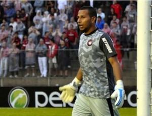Rodolfo, goleiro do Atlético-PR (Foto: Divulgação/Site oficial do Atlético-PR)