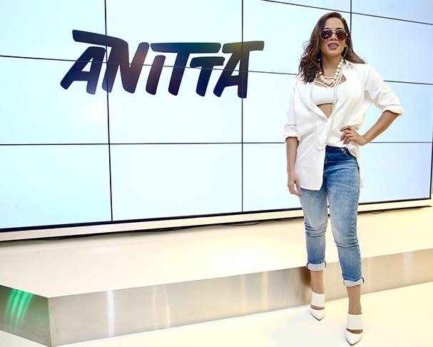 Anitta (Foto: Agência Brazil News)