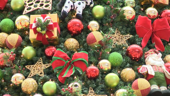 """Se o Natal estava chegando aos poucos, no """"EMME"""", 24, ele chegou totalmente (Foto: Divulgação / TV Gazeta ES)"""