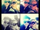 Paris Hilton posta fotos com o namorado e se declara