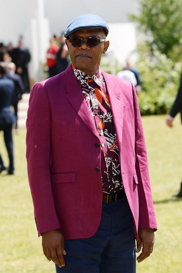 O ator Samuel L. Jackson (Foto: Getty Images)