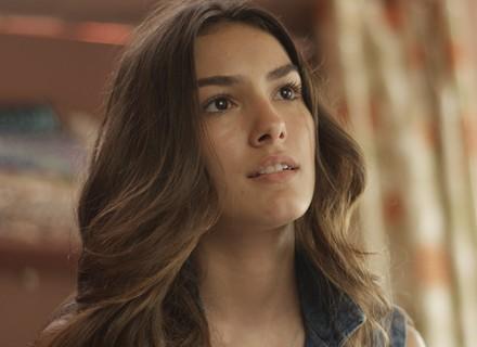 Luciana pede desculpa a Ciça