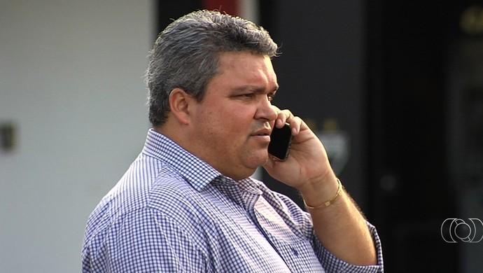 Adson Batista admite que Wagner Lopes pode voltar (Foto: Reprodução / TV Anhanguera)