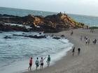 Inema aponta 16 praias impróprias para banho neste final de ano; veja
