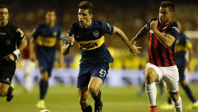 Calleri Boca San Lorenzo (Foto: Twitter do Boca Juniors)