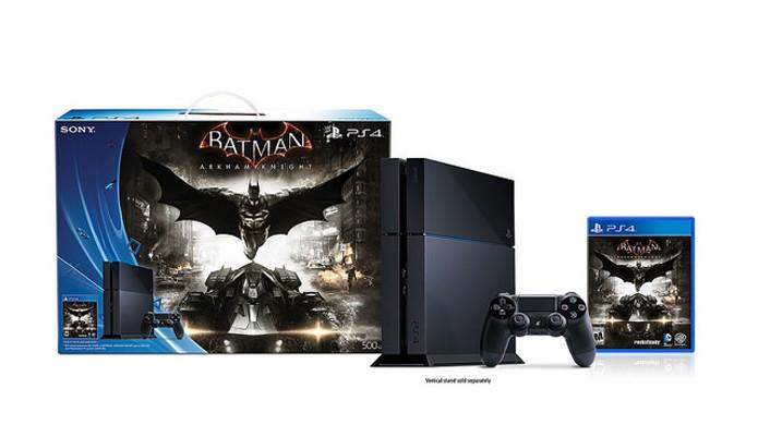 Batman: Arkham Knight também será brinde em versão comum do PlayStation 4 (Foto: Divulgação)
