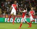 David Luiz faz pênalti, Fabinho marca e Monaco vence o Paris Saint-Germain