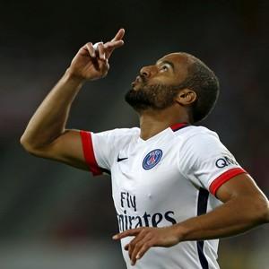 Lucas PSG Lille (Foto: Reuters)