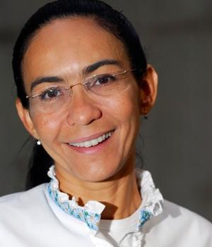Heloísa Helena (Foto: Sérgio Amaral / Editora Globo)