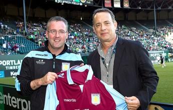 Tom Hanks revela que apostou em título do Leicester e depois deixa no ar