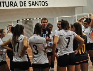 Voleibol, Santos Futebol Clube (Foto: Divulgação / Andee)