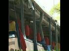 'Estava correndo', diz passageira de ônibus que tombou no Paraná