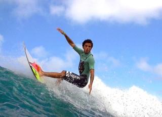 FRAMES Nas ondas Felipe Toledo (Foto: Reprodução)